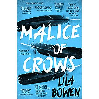 Malice of Crows by Lila Bowen - 9780316502351 Book