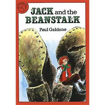 Jack and the Beanstalk by Paul Galdone - 9780899190853 Book