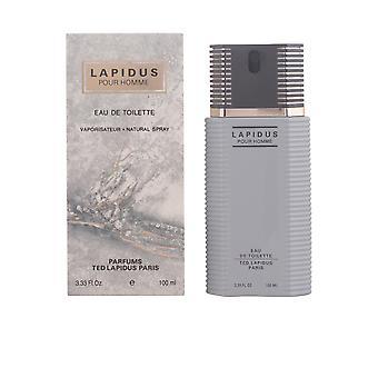 Ted Lapidus Lapidus Pour Homme Edt Spray 100 Ml für Herren