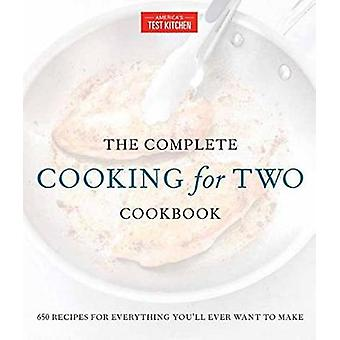The Complete Cooking For Two Cookbook - Gift Edition - 650 Recipes for