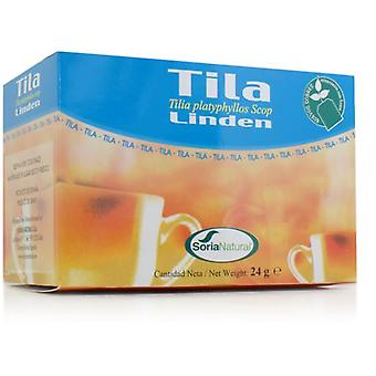 Soria Natural Lime Tree Infusion