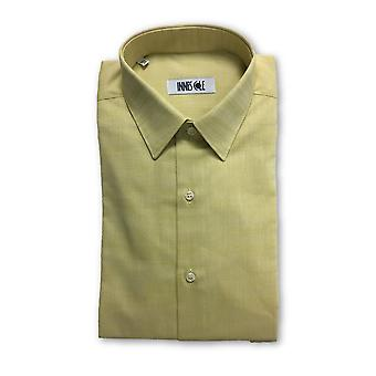Ingram shirt in yellow/brown