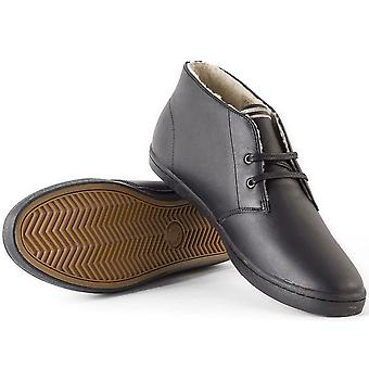 Fred Perry Men's Byron Mid Leather Shoes B7434-102