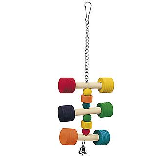 Ferplast PA 4091 Hanging Wooden Pary Giocattolo