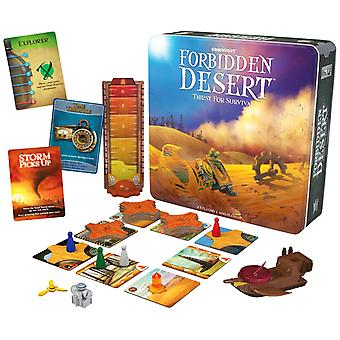 Gamewright kielletty Desert peli