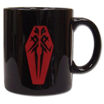 Mug - Guilty Crown - New Funeral Parlor Icon Coffee Cup Anime Licensed ge42601