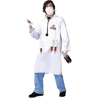 Doctor Shots Adult Costume