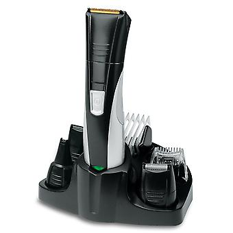 Remington PG350 ladattava Deluxe Titanium Hair trimmeri & amp; Mini folio Shaver Kit