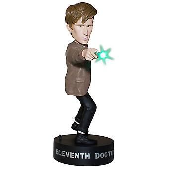 Doctor Who Eleventh Doctor Bobble Head with Light