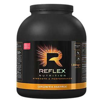 Refleks ernæring vækst matrix styrke & amp; amp; Performance protein