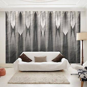 Artgeist Wallpaper Grey Citadel (Decoration , Wall murals , Wall murals standard)