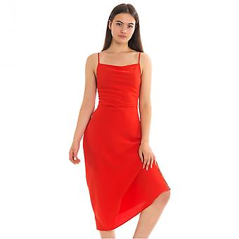 Calvin Klein Calvin Klein Smooth Twill Cami NS Womens Dress