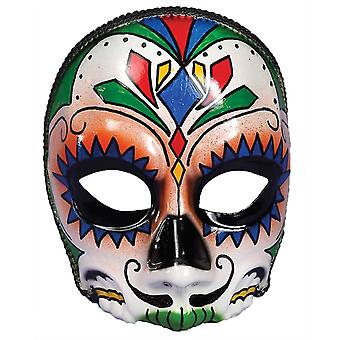 Day Of Dead Mask For Men