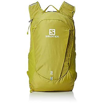 Salomon LC1084700 Trailblazer 20 Light Backpack hiking or cycling - Yellow (Citronelle) - 20 l