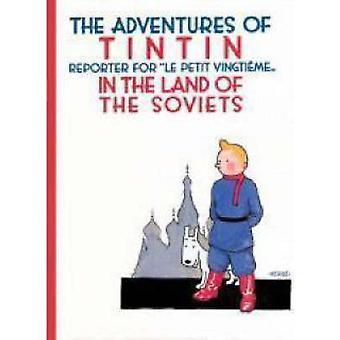 Seikkailut Tintin Neuvostoliitto jäseneltä Herge - 978031 maa