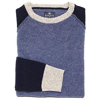 ベイリーズ ジョルダーノ ベイリーズ ブルー セーター 8242