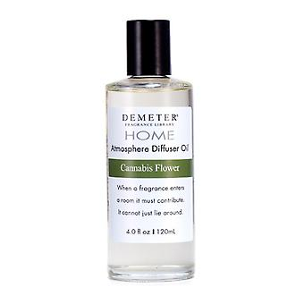 Demeter atmosfære Diffuser olie - Cannabis blomst - 120ml / 4oz