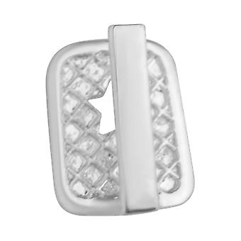 Single bling mold Cap Grill - tooth attachment for gap