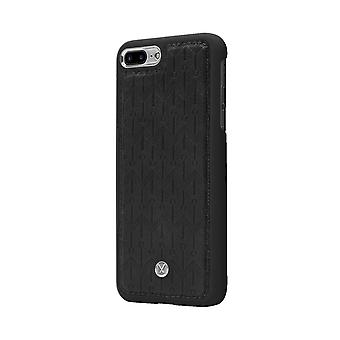 Marvêlle iPhone 7/8 Plus Magnetic Case Black Signature