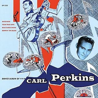 Carl Perkins - Dance Album of Capl Perkins [Vinyl] USA import