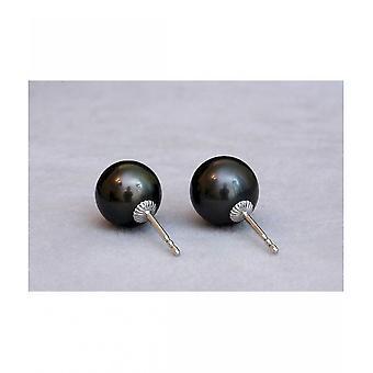 Luna-parels Tahitiperlen hengsten 9-10mm O91