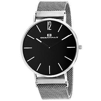 Oceanaut Men's Magnete Black Dial Watch - OC0101