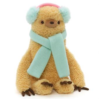 Gund Pusheen Winter Sloth Plush