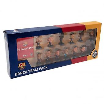 Barcelona SoccerStarz 13 Player Team Pack
