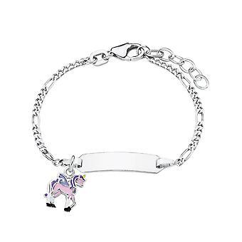 Princess Lillifee Kids Bracelet Ident Bracelet Silver Unicorn 2024378