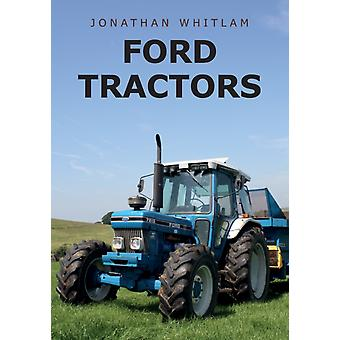 Ford Tractors by Jonathan Whitlam