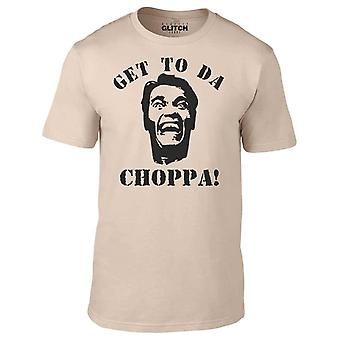 Men&apos&s arrivare a da choppa t-shirt