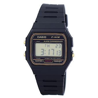 Casio Alarm Chronograph Digital F-91WG-9S F91WG-9S Herrenuhr