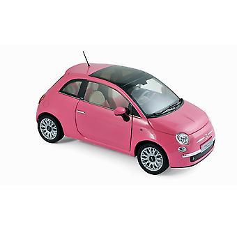 Fiat 500 'So Pink' Edition (2010) Diecast Model Car