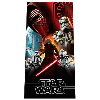 Star Wars Kylo Pure Stormtroopers Towel Bath Sheets 140cm