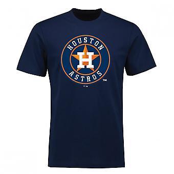 Fanatikere MLB Houston Astros primær logo T-skjorte