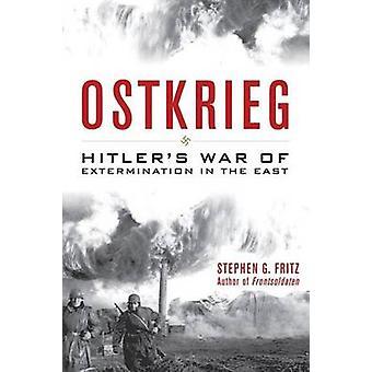 Ostkrieg av Stephen G. Fritz