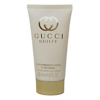 3 x 50ml Gucci Guilty Perfumed Body Lotion Travel Size Genuine