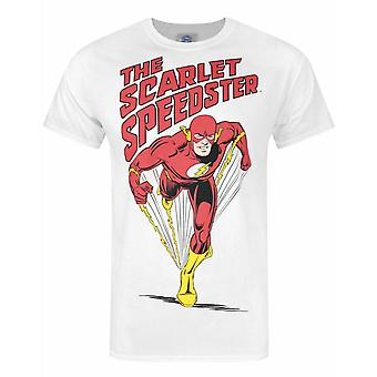 Flash Scarlet Speedster Men's T-Shirt