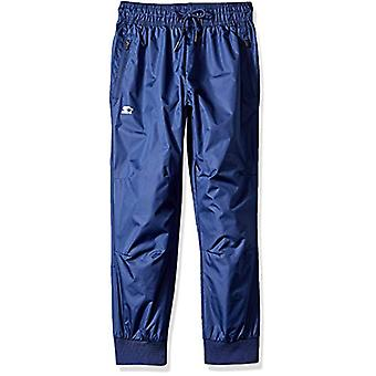 Starter Boys' Jogger Windpants,  Exclusive, Team Navy, M