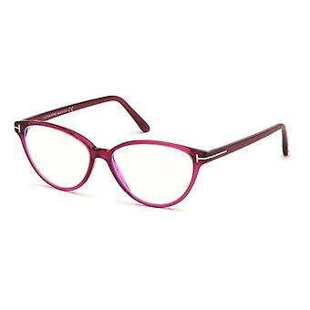 Occhiali Tom Ford TF5545-B 075 Lucido Fuxia