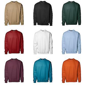 ID Unisex Klassiker locker sitzende Round Neck Sweatshirt