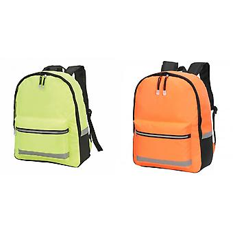 Shugon Gatwick Hi-Vis Backpack (18 Litres)