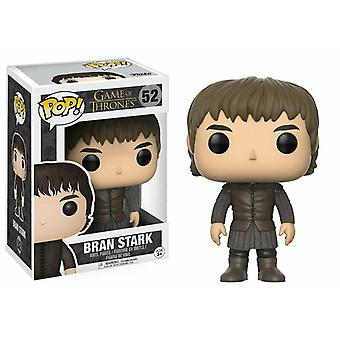 Funko Pop! Vinyl Game of Thrones Bran Stark Collectible Figuur #52