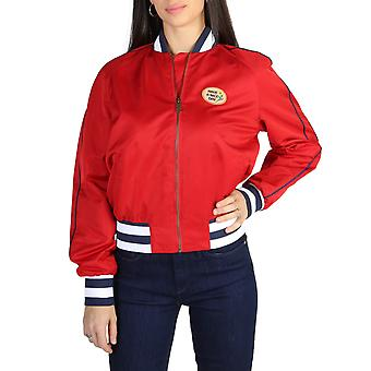 Tommy Hilfiger Original Women Spring/Summer Jacket - Red Color 40879