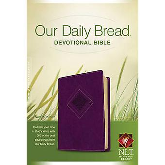 Our Daily Bread Devotional Bible-NLT - 9781414361987 Book