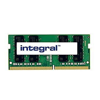 Geïntegreerde 8 GB DDR4 2400 MHz SODIMM CL15 Laptop geheugenmodule