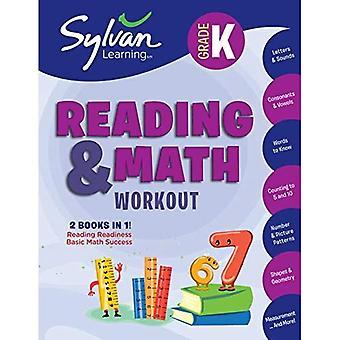 Kindergarten Reading & Math Workout (Beginner Workbook)