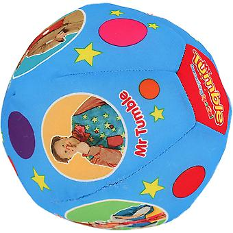 Mr Tumble's Super Soft Motion Censor Ball with Sounds with For Ages 12 months+