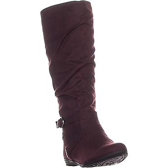 White Mountain Womens Fairfield Closed Toe Mid-Calf Fashion Boots