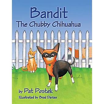 Bandit The Chubby Chihuahua by Postek & Pat